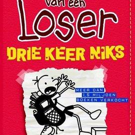 Boek Het leven van een loser (11) - Drie keer niks