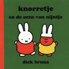 Boek Knorretje en de oren van Nijntje