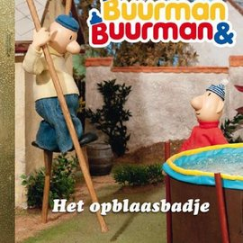 Boek Buurman & Buurman - Het opblaasbadje