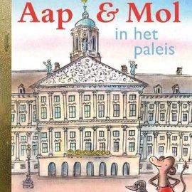 Boek Aap en Mol in het paleis