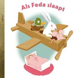 Boek Als Feda slaapt