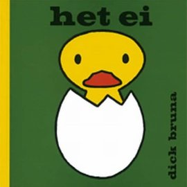 Boek Het ei (Dick Bruna)