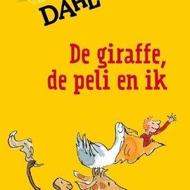 Boek De giraf, de peli en ik - Roald Dahl