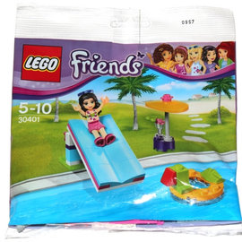 Lego Lego 30401 Waterglijbaan