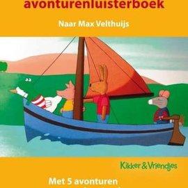 Boek Kikkers avonturenluisterboek