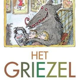 Boek Het griezel luisterboek - Roald Dahl