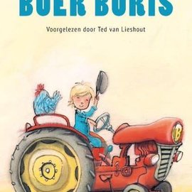 Boek Boer Boris (luisterboek)