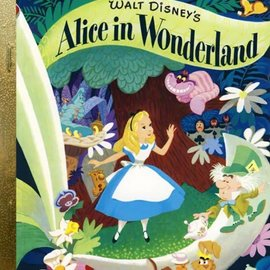 Boek Alice in Wonderland
