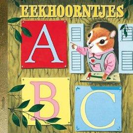 Boek Eekhoorntjes ABC