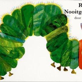 Boek Rupsje Nooitgenoeg (groot kartonboek)