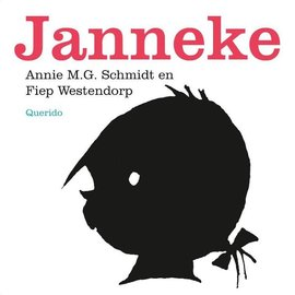 Boek Janneke (kartonboekje)