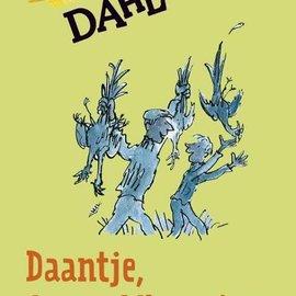 Boek Daantje, de wereldkampioen - Roald Dahl