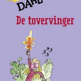 Boek De tovervinger - Roald Dahl
