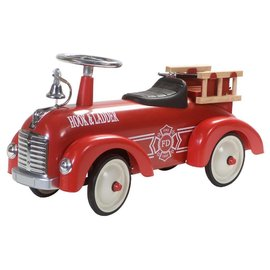 Retro Roller Retro Roller Speedster Sam (brandweerauto)