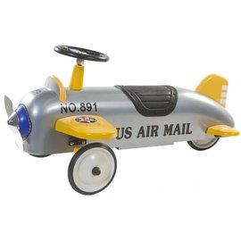 Retro Roller Retro Roller Vliegtuig Charles