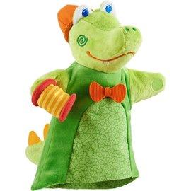 Haba Haba 303375 Klankhandpop krokodil