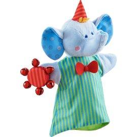 Haba Haba 303371 Klankhandpop olifant