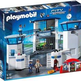 Playmobil Playmobil - Politiebureau met gevangenis (6919)