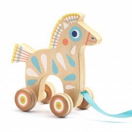 Djeco Djeco 6115 Trekdier - Paard