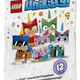 Lego Lego 41775 Minifiguren Unikitty serie 1