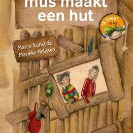 Boek Mus maakt een hut AVI-M3