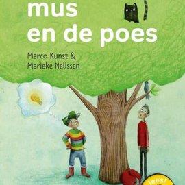 Boek Mus en de poes - AVI-Start