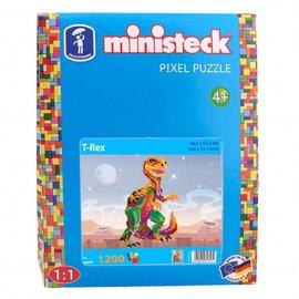 Ministeck Ministeck - T-rex. ca. 1200 stukjes