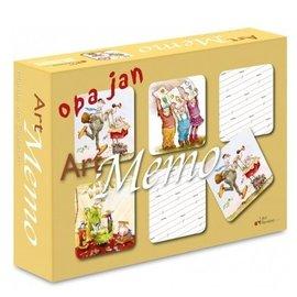 Art Memo - Opa Jan (Marius van Dokkum)