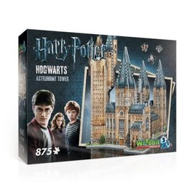 Wrebbit Wrebbit 3D puzzle Harry Potter Hogwarts Astronomy Tower