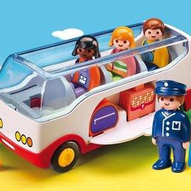 Playmobil Playmobil - 123 Autobus (6773)