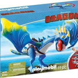 Playmobil Playmobil - Astrid en Stormvlieg (9247)