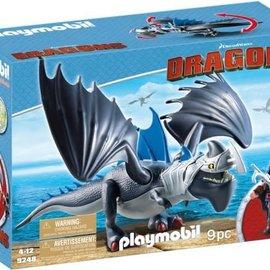 Playmobil Playmobil - Drago en bepantserde draak (9248)