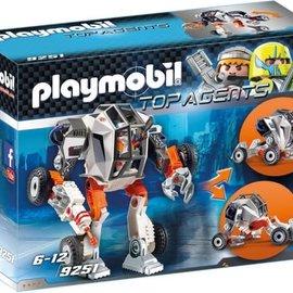 Playmobil Playmobil - Agent T.E.C.'s Robowagen (9251)