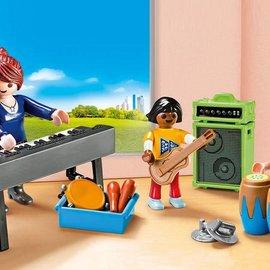 Playmobil Playmobil - Muziekklas (9321)