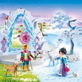 Playmobil Playmobil - Kristallen poort naar Winterland (9471)