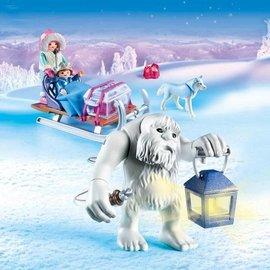 Playmobil Playmobil - Ahaka met slee (9473)