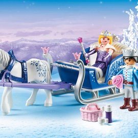 Playmobil Playmobil - Koninklijk paar met slee (9474)