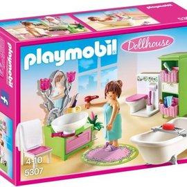 Playmobil Playmobil - Badkamer met bad op pootjes (5307)