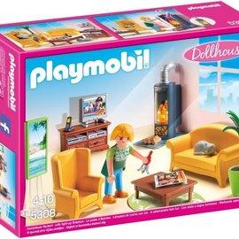 Playmobil Playmobil - Woonkamer (5308)