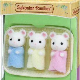 Sylvanian families Sylvanian Families - Drieling marshmellow muis