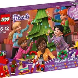Lego Lego 41353 Friends Adventskalender