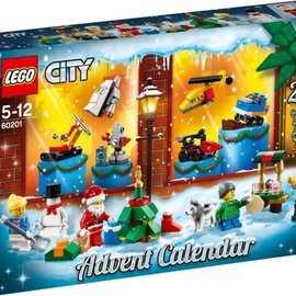 Lego Lego 60201 City Adventskalender
