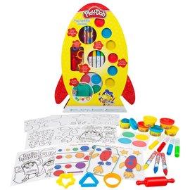 Play-Doh Play-Doh Plezier en activiteiten raket