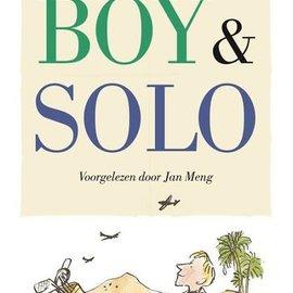 Boek Boy & Solo (luisterboek Roald Dahl, 9 CD's)