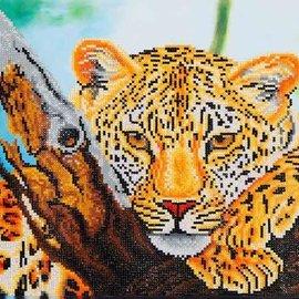 Diamont Dotz Diamond Dotz  - Leopard look (46x36)