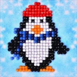 Diamont Dotz Diamond Dotz - Penguin Waddle 7 x 7 cm