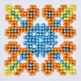 Diamond Dotz Diamond Dotz Autumn Mandala 7 x 7 cm