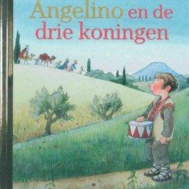 Boek Angelo en de drie koningen