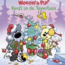 Boek Woezel & Pip - Kerst in de Tovertuin
