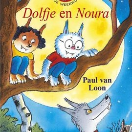 Boek Dolfje Weerwolfje -Dolfje en Noura